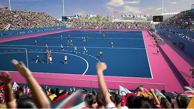 Centro de Hockey Riverbank