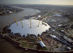 Estadio norte de Greenwich (The O2 arena)