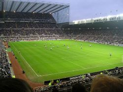 Estadio St James' Park